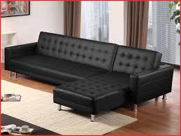 canapé d angle noir simili cuir canape angle simili cuir noir 119438 canapé d angle réversible et