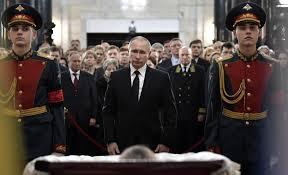 vladimir putin military vladimir putin attends andrey karlov s funeral in a cinematic photo