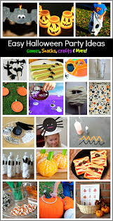 over 20 easy halloween party ideas for kids buggy and buddy