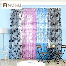 online get cheap designer sheer curtains aliexpress com alibaba