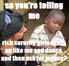 African Kid Meme Clean Water - skeptical african child meme image memes at relatably com