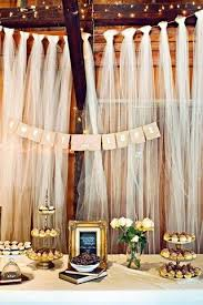 wedding backdrop tulle best 25 tulle backdrop ideas on tulle decorations
