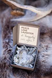 35 brilliant ideas for winter wedding favors wedding favors diy