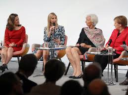 ivanka trump unable to answer question on who she represents u2013 her