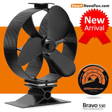wood burning stove circulating fan new launched circulate heat 300 cubic feet minute heat powered
