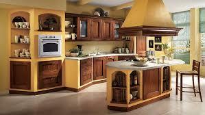 italian kitchen island pastel yellow country italian kitchen island with open shelves