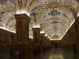 Sistine Chapel Floor Plan A Pope Resigns A Palace And A Cave Enlightened By Reality At The