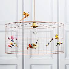 Bird String Lights by Medium Bird Cage Chandelier Bird Cage Lamps Lighting Lamp