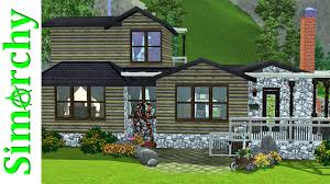 the sims 3 house tour grandma u0027s old cottage hideously awesome