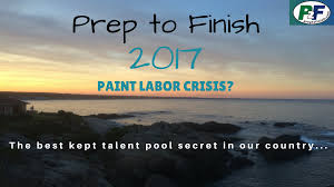 paint contractor training workshops prep to finish