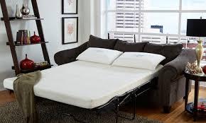 Natures Sleep Gel MemoryFoam Sofa Sleeper Replacement Mattress - Sleeper sofa mattresses replacement