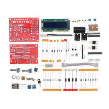 Diy Kit by 0 28v 0 01 2a Adjustable Dc Regulated Power Supply Diy Kit Short