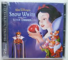 snow white dwarfs original soundtrack