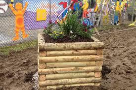 How To Build A Planter by How To Build A Planter Box Kaboom