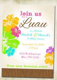 hawaiian theme party invitations cimvitation