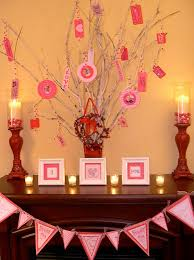 Diy Valentine S Day Table Decor by Love It Diy Valentine U0027s Cards And Decorating Ideas Simplified Bee