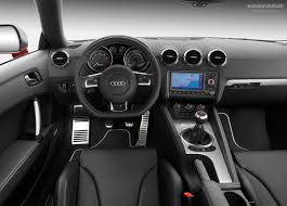 2008 audi tt information and photos zombiedrive