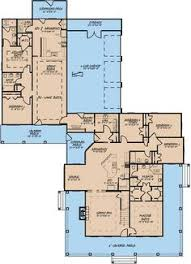 house plans with inlaw apartment house with 3 car garage and in apartment multi
