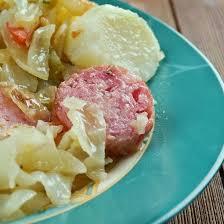 cuisine chou recette potée au chou vert facile rapide