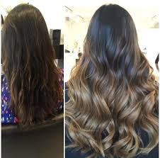 ombre hair extensions 2 6 chestnut brown ombre hair extensions glam seamless