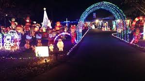 lights christmas christmas lights on fence ideas how to hang outdoor lights ideas how