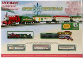 bachmann n 24017 spirit of electric set with e z