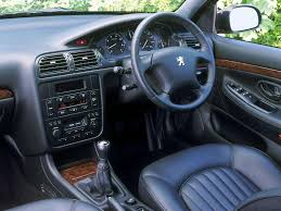 car picker peugeot 406 interior images