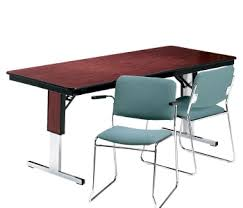 5 foot conference table adjustable height tables for the office nbf com