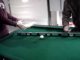 how to level a pool table un level pool table youtube