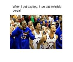 Invisible Cereal Meme - when get excited i too eat invisible cereal kans get meme on