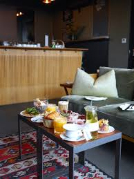 brunch in a bar the flushing meadows hotel u0026 bar munich the