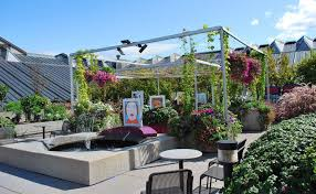 Roof Garden Design Ideas Outdoor Rooftop Garden Design Ideas Decor Photo Of Outdoor