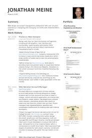 web designer resume 9 web developer resume sample uxhandy com