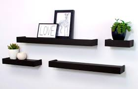 Bathroom Wall Shelving Ideas Bathroom Appealing Wall Shelves Decorating Ideas Home And Design