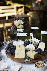 wedding platter backyard wedding buffet 15 best photos cheese platters backyard