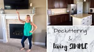 how i simplified my life minimalism u0026 decluttering youtube