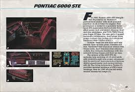 pontiac 6000 the crittenden automotive library
