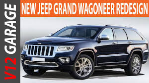 jeep truck 2018 spy photos news 2018 jeep grand wagoneer spy photos and release date