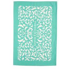 scotch green and white stripe dish towel kitchen towels kitchen linens fortnum mason