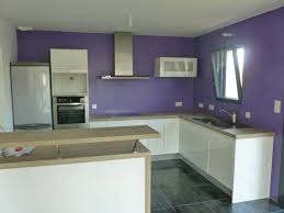 cuisine carré cuisine maison carré blanc