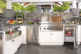 Best Outdoor Kitchen Cabinets For Your Outdoor Kitchen - Outdoor kitchen cabinets polymer