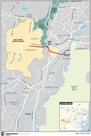 Sydney Subway Map Sectorisation Transport Sydney