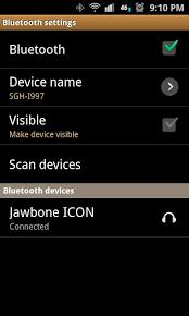 bluetooth settings android android 101 how to pair a bluetooth headset android central