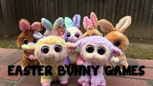 beanie boo bunny games skit