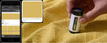 color muse for diy paint match new color muse device and mobile app provides revolutionary option