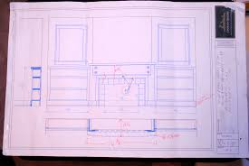 Fireplace Mantel Shelf Plans by Craftsman Style Mantel U0026 Bookcases Thisiscarpentry