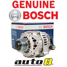 genuine bosch alternator fits nissan patrol gu 3 0l diesel