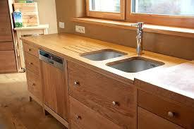 caisson cuisine bois massif meuble cuisine bois massif blanc