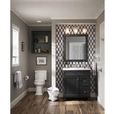 Bathroom Vanity 30 X 21 Diamond Goslin Storm Transitional Poplar Bathroom Vanity Co