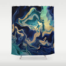 Purple And Gold Shower Curtain Shower Curtains Society6